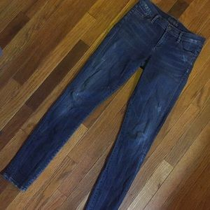 Pure Goldsign stretchy skinny jeans